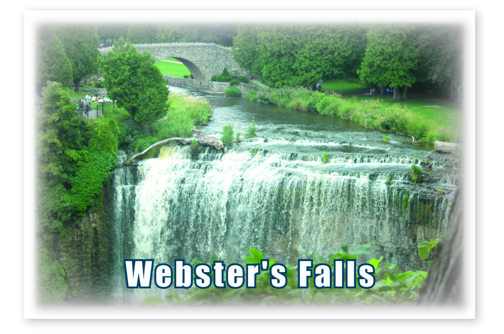 Websters Falls