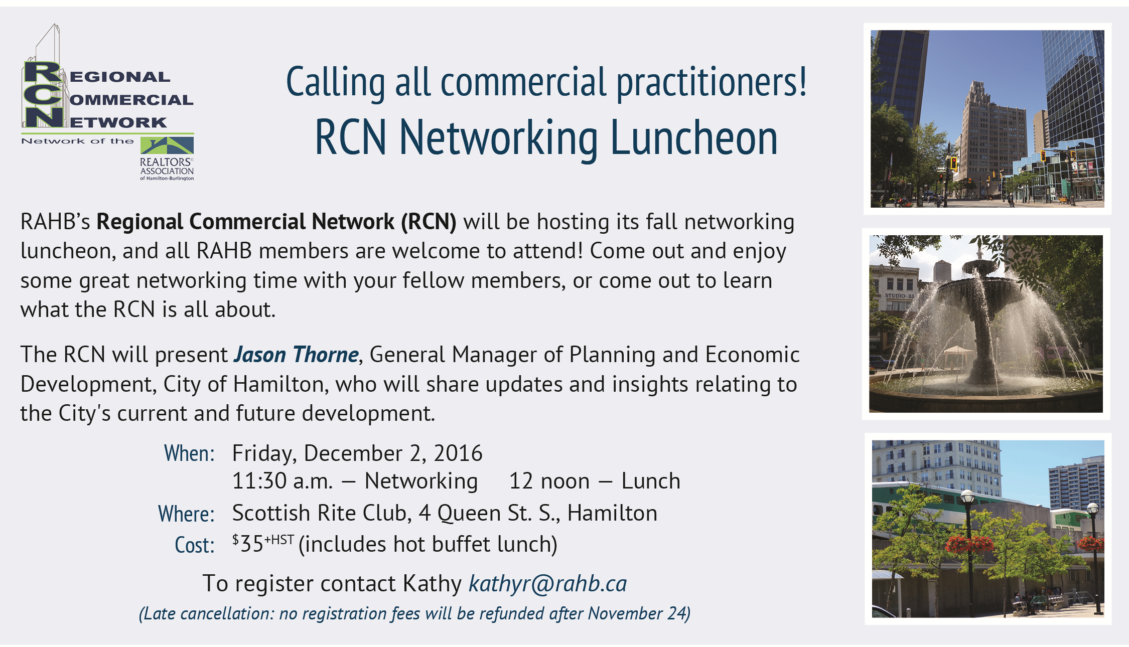 RCN Luncheon