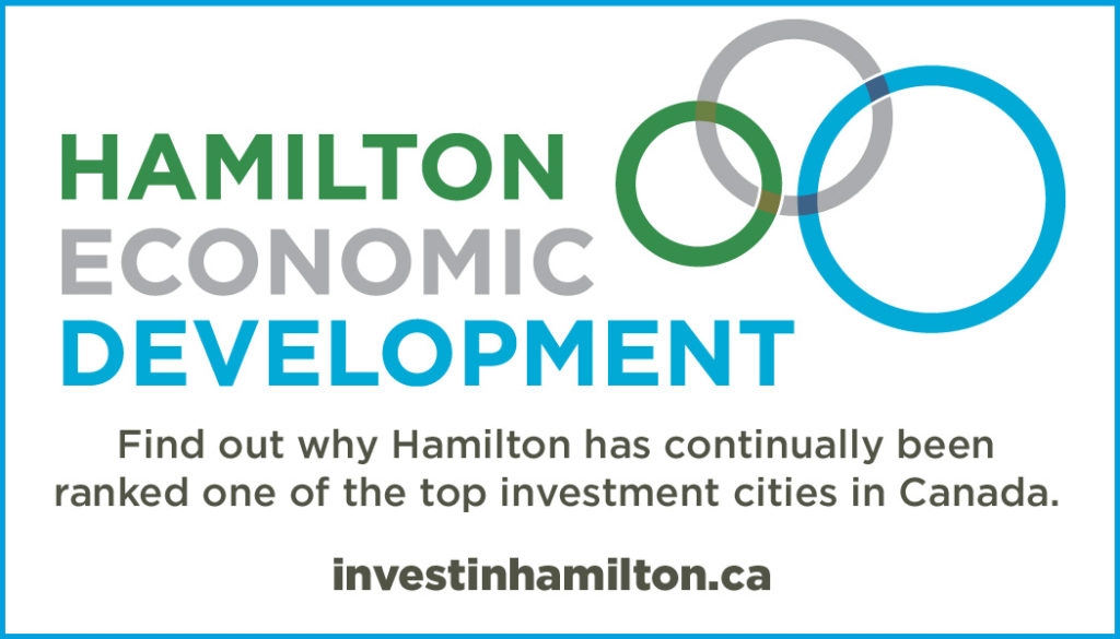 Hamilton Economic Development Ad