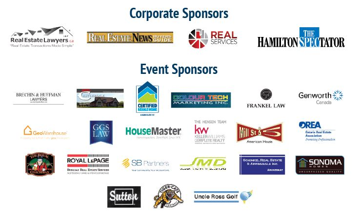 Charity Golf Tournament Sponsors