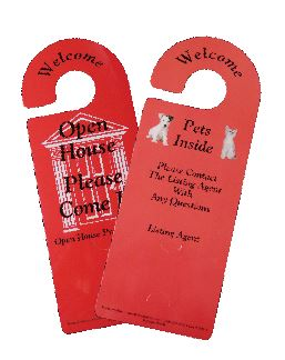 Door Hangers 2 Realty Shoppe