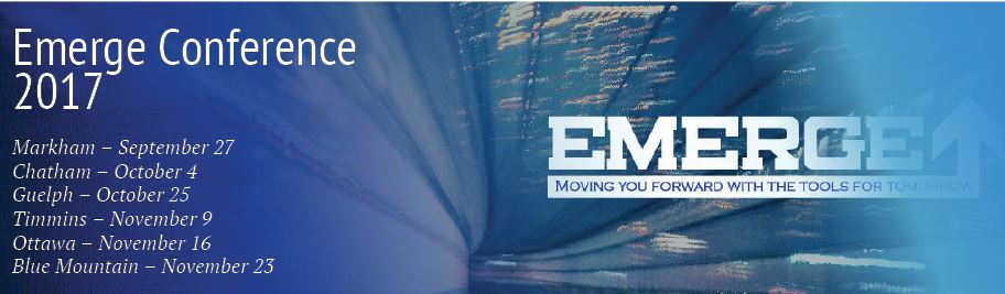 Emerge Conference Series