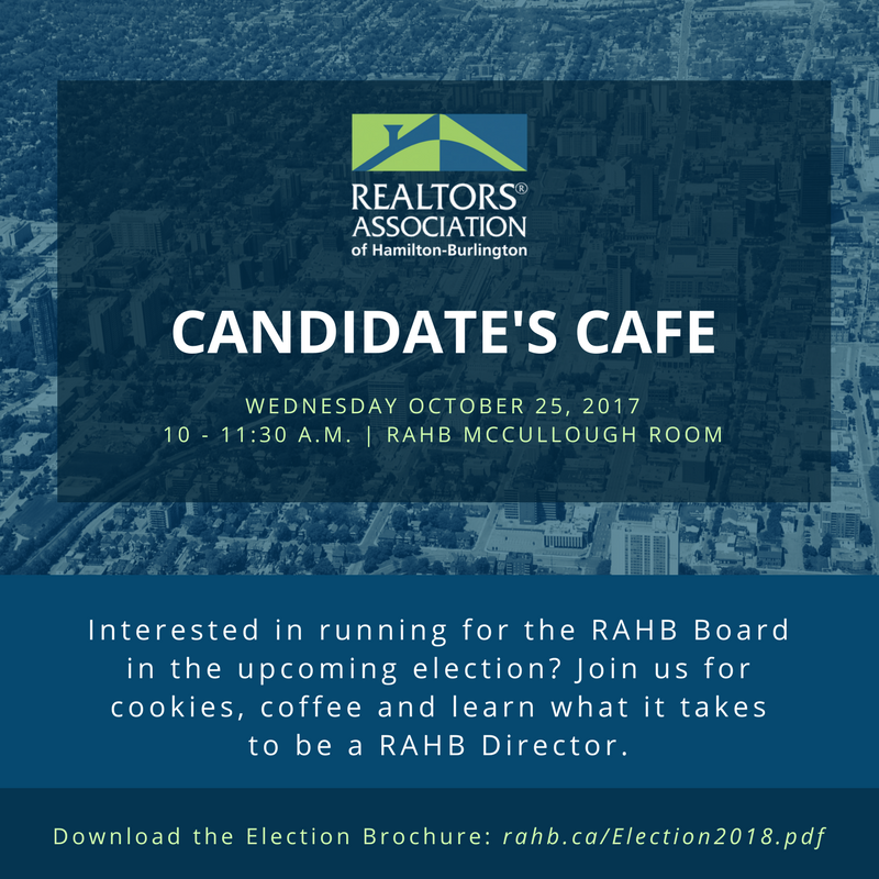 Candidate's Cafe Graphic