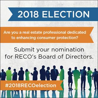 RECO 2018 Nominations