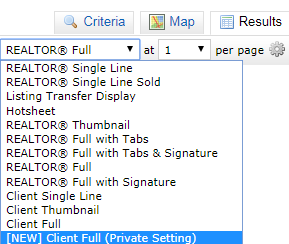 Client Full Private Setting