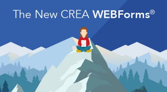 CREA Webforms