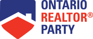 Ontario Realtor Party Logo
